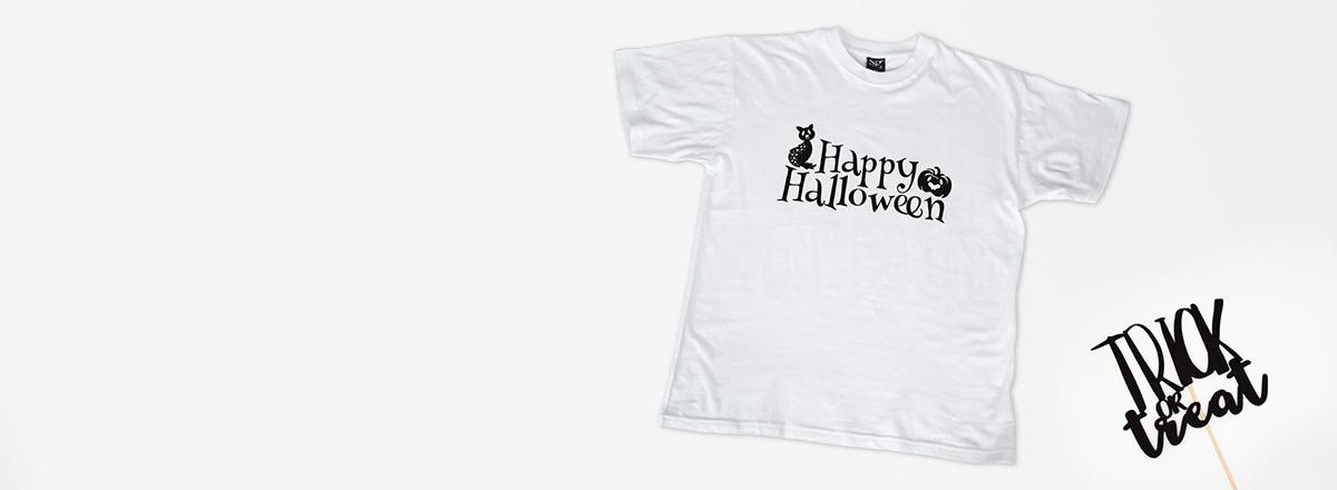 Halloween Special - 20% Rabatt auf T-Shirts