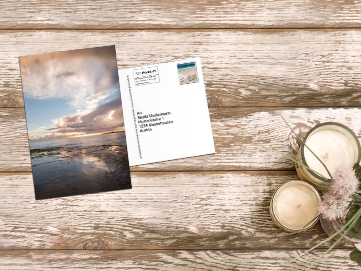 Fotopostkarten verschicken